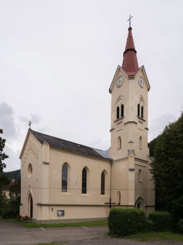 Pfarrkirche Allerheiligen bei Pöls