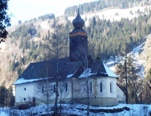 Pfarrkirche Predlitz