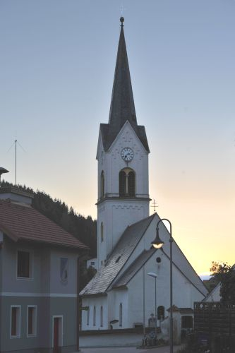 Pfarrkirche Rachau