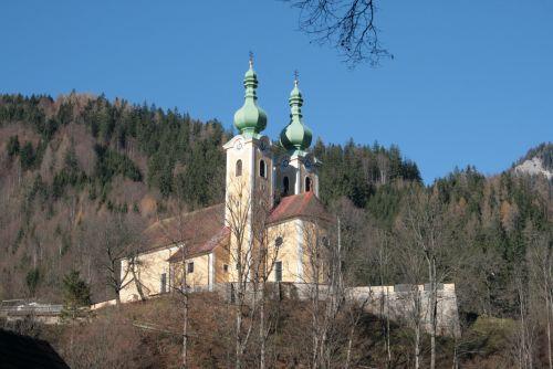 Pfarrkirche Radmer