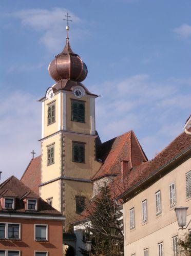 Pfarrkirche Riegersburg