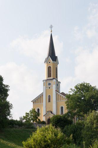 Pfarrkirche Sankt Johann ob Hohenburg