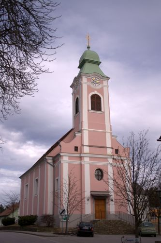 Pfarrkirche Sankt Magdalena am Lemberg