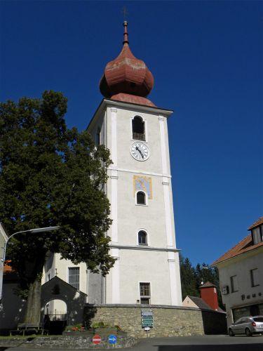 Pfarrkirche St. Peter ob Judenburg