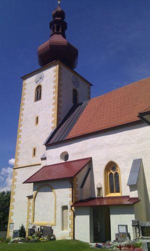 Pfarrkirche Sankt Pankrazen
