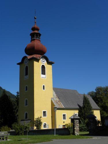 Pfarrkirche Scheifling