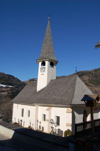 Pfarrkirche Schönberg bei Lachtal