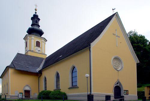 Pfarrkirche Schwanberg