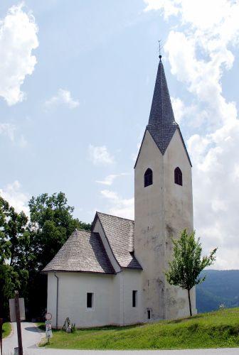 Pfarrkirche Soboth
