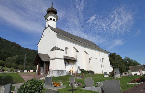 Pfarrkirche Schönberg ob Knittelfeld