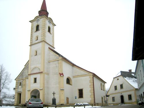 Pfarrkirche Spielfeld