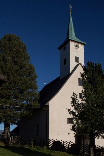 Pfarrkirche St. Anna am Lavantegg