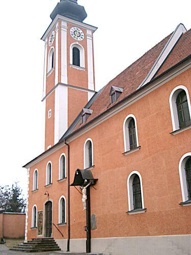 Pfarrkirche Sankt Georgen an der Stiefing