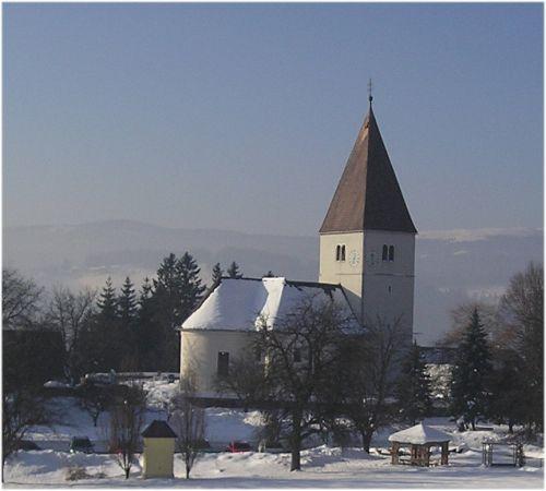 Pfarrkirche Freiland bei Deutschlandsberg