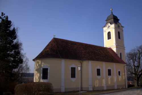 Pfarrkirche Sankt Johann in der Haide
