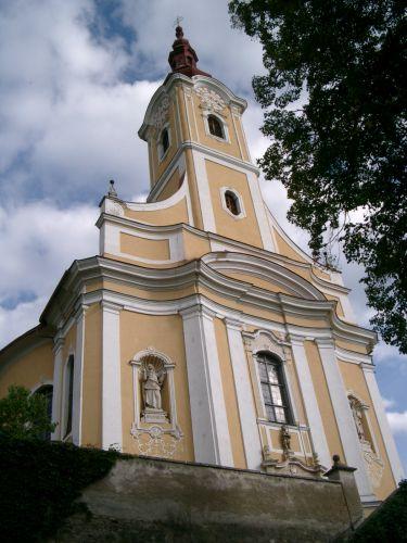 Pfarrkirche Sankt Johann im Saggautal