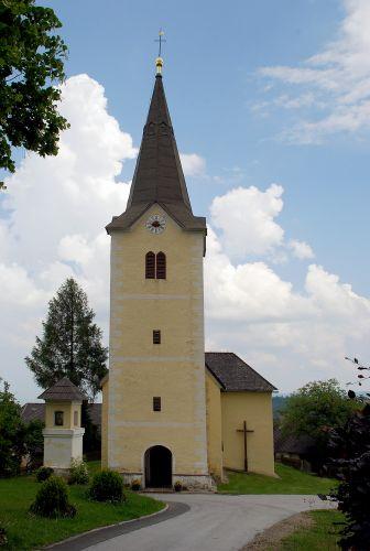 Pfarrkirche Wiel