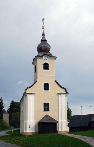 Pfarrkirche Glashütten