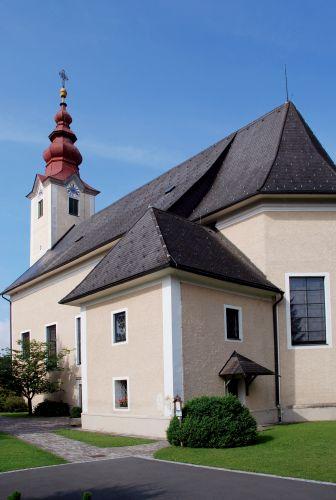 Pfarrkirche Sankt Martin im Sulmtal