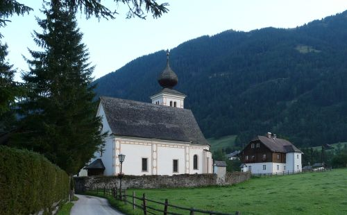Pfarrkirche St. Nikolai im Sölktal