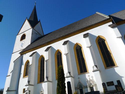 Pfarrkirche St. Oswald-Möderbrugg