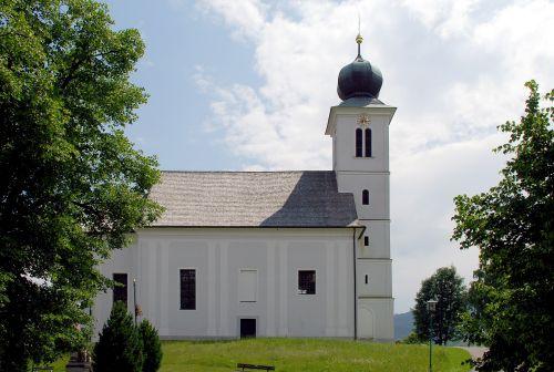 Pfarrkirche St. Oswald ob Eibiswald