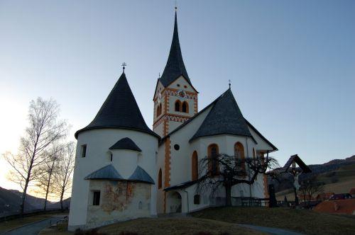 Pfarrkirche St. Peter am Kammersberg