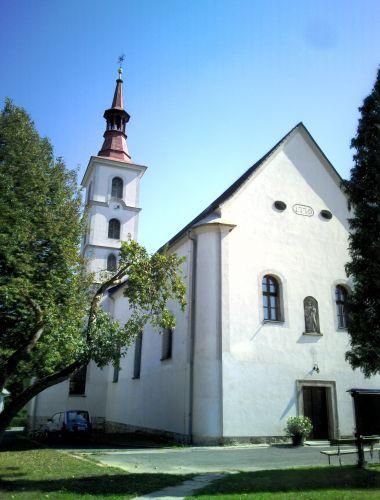 Pfarrkirche Sankt Peter am Ottersbach