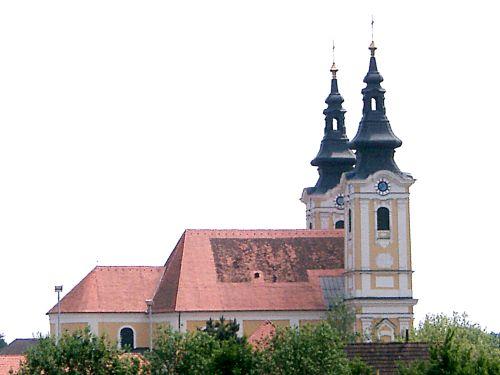 Pfarrkirche Sankt Veit am Vogau