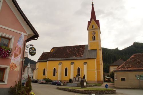 Pfarrkirche St. Stefan ob Leoben