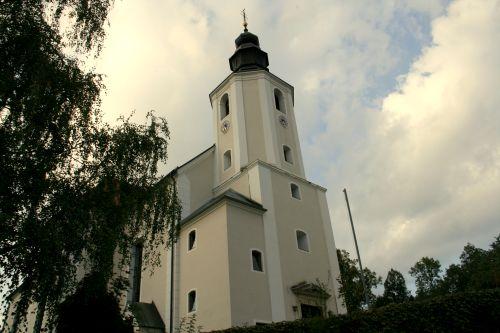 Pfarrkirche Sankt Lorenzen am Wechsel
