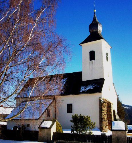 Pfarrkirche Pöllau in Sankt Marein bei Neumarkt