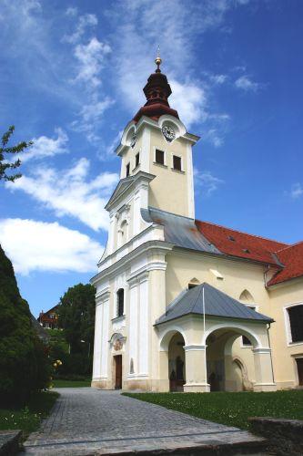 Pfarrkirche Strallegg