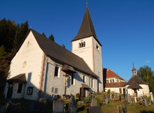 Pfarrkirche Sankt Veit in der Gegend