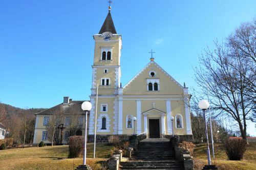 Pfarrkirche Tieschen