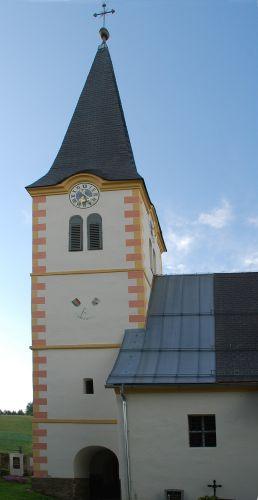 Pfarrkirche Trahütten
