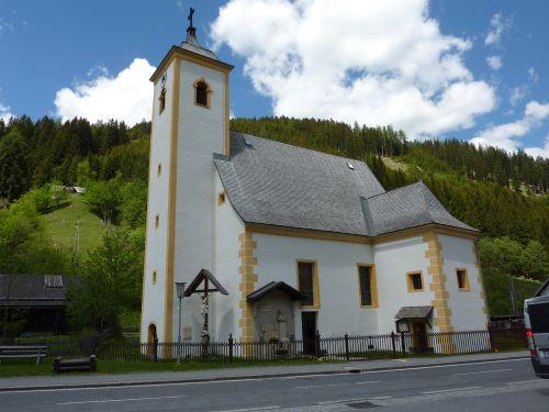 Pfarrkirche Turrach