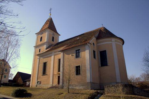 Pfarrkirche Unterrohr