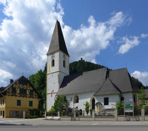 Pfarrkirche Veitsch