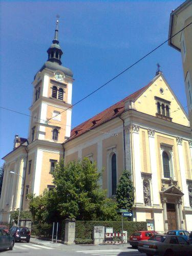 Pfarrkirche Graz-St. Vinzenz