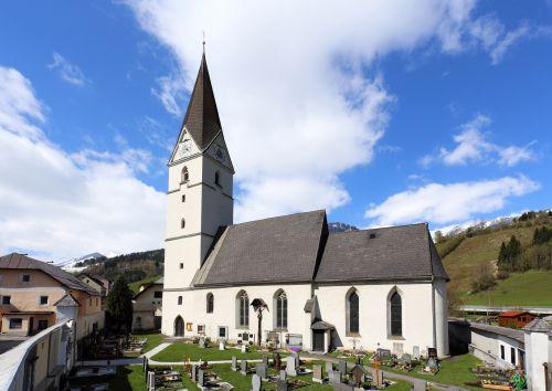 Pfarrkirche Wald am Schoberpaß