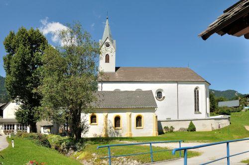 Pfarrkirche Weng im Gesäuse