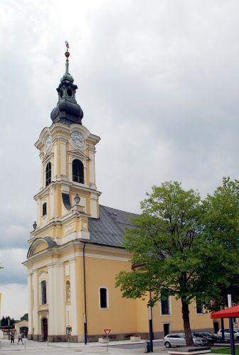 Pfarrkirche Wies