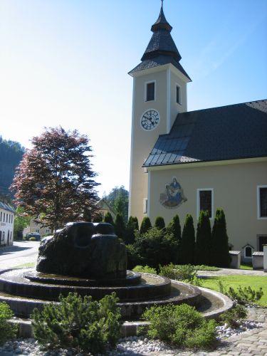 Pfarrkirche Wildalpen