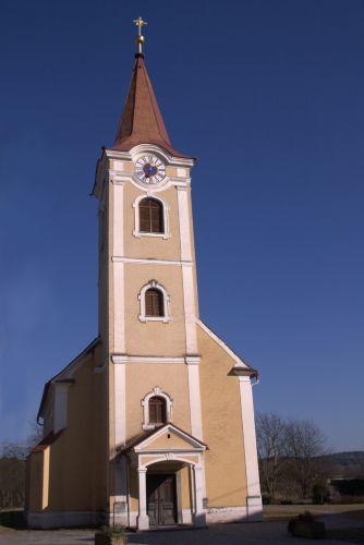 Pfarrkirche Wörth an der Lafnitz