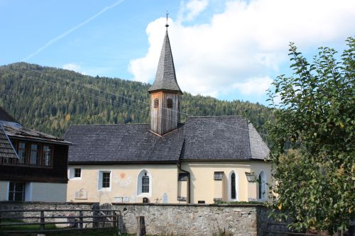Pfarrkirche Oberhof