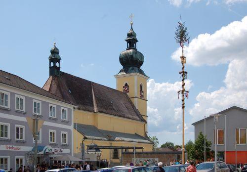 Pfarrkirche Altenfelden