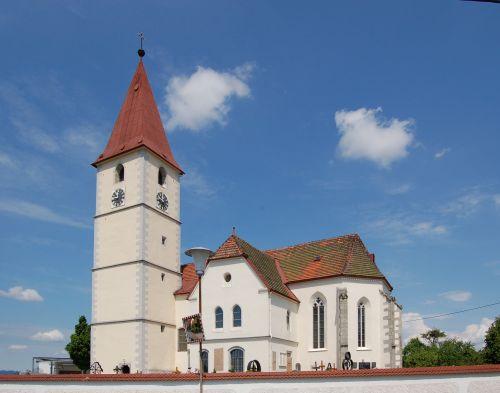 Pfarrkirche Kleinzell im Mühlkreis