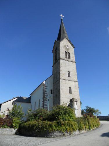 Pfarrkirche Schwarzenberg (Oberösterreich)