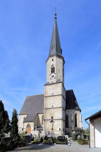 Pfarrkirche Kirchdorf am Inn (Oberösterreich)